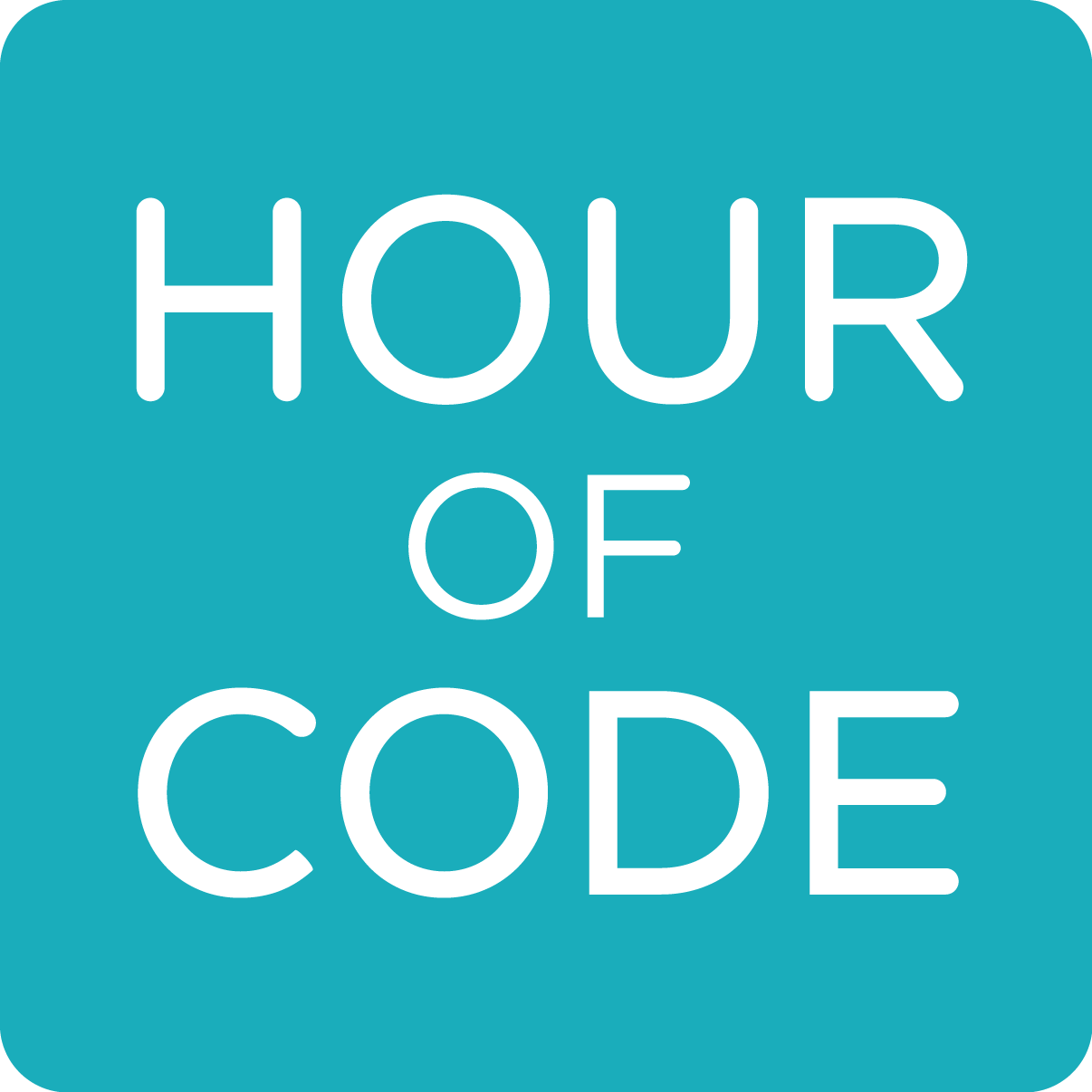 Image of Hour of Code logo